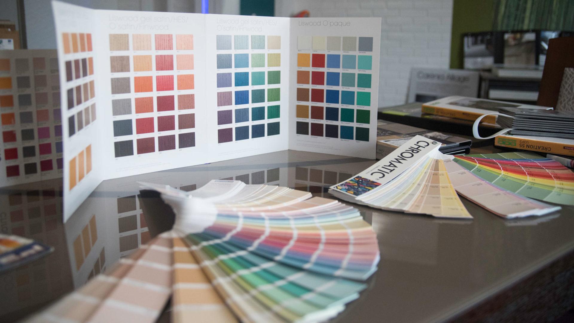 Hillaire, entreprise de peinture, de décoration intérieure, de ravalement, de revêtement sol.