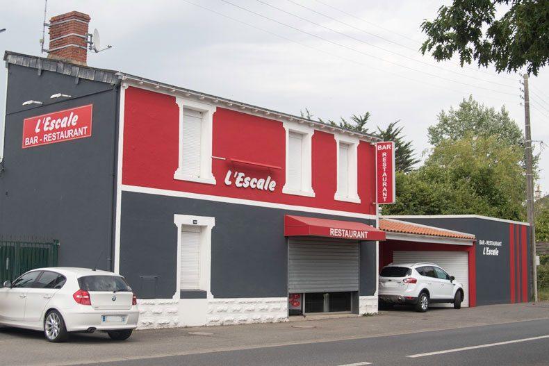 ravalement_restaurant_l'escale_ancenis